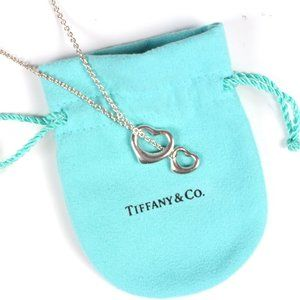 Tiffany Silver .925 Heart Necklace